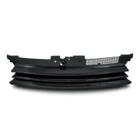 Решетка радиатора без значка, черная VW Golf 4