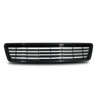 Решетка радиатора без значка, черная Audi A6 year 5.1997 - 6.2001
