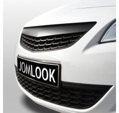 Решетка радиатора без значка, черная Opel Astra J 5-дверный (2009-2012)